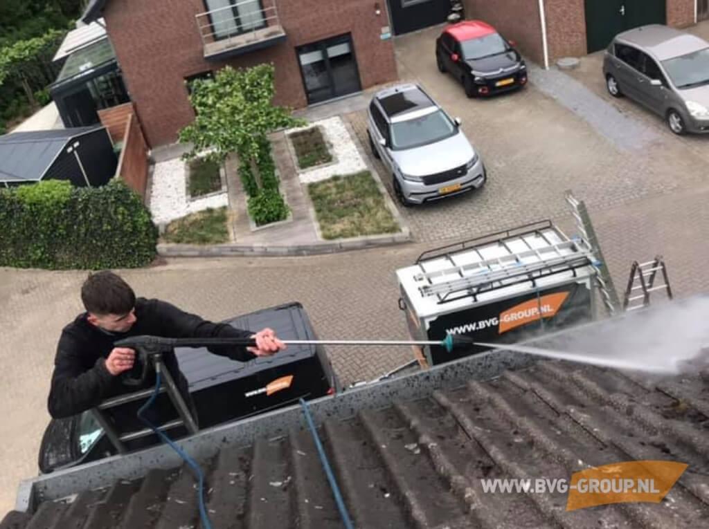 Professionele dakreiniging service Maastricht en omgeving