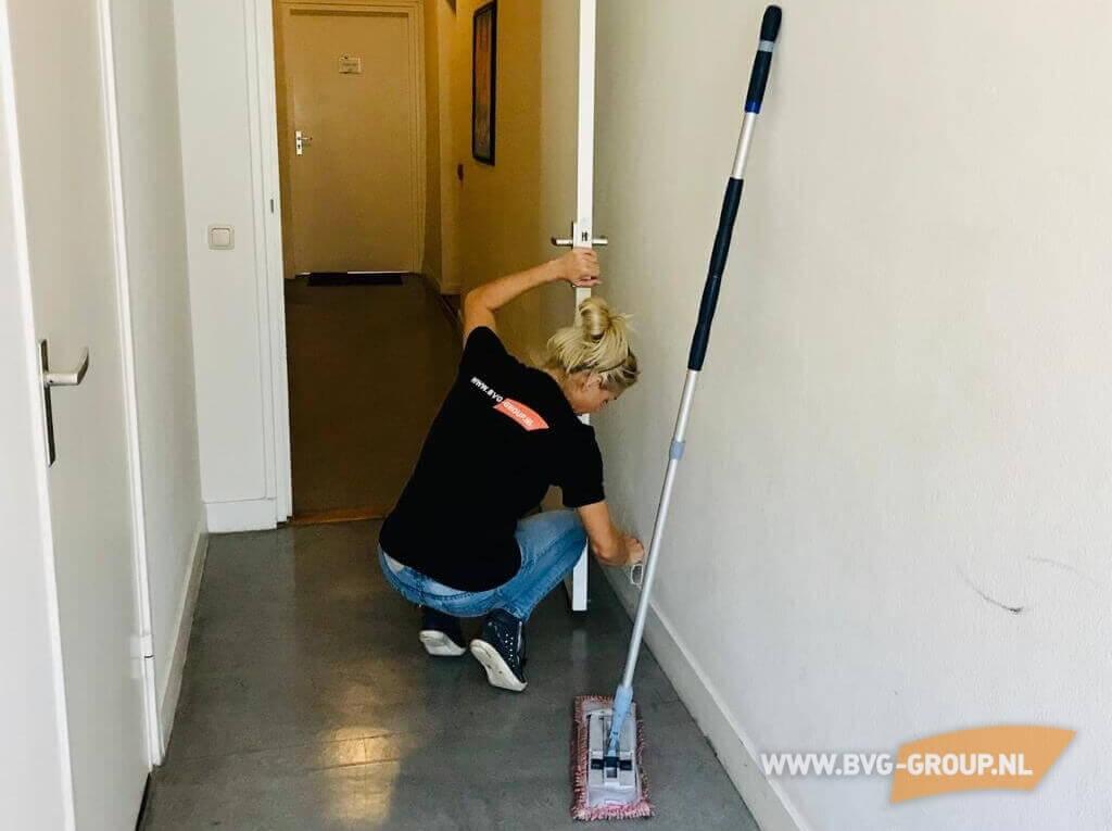 schoonmaak en onderhoud service Maastricht en omgeving