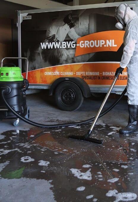 specialistische schoonmaak service