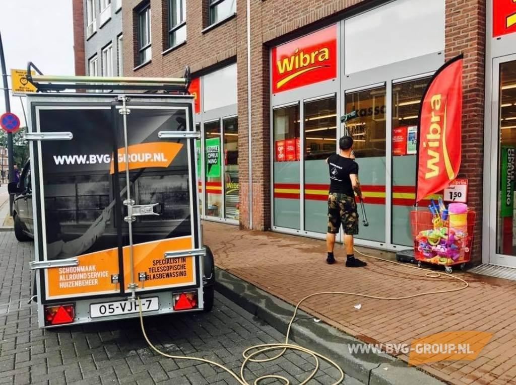 Winkel schoonmaak Maastricht en omgeving